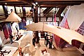 Werfen - Burg Hohenwerfen Museum - 2017 08 22 - Leonard Da Vinci-Ausstellung 11.jpg