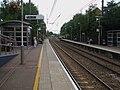 West Hampstead (Overground) stn look west.JPG