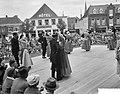 Westfriese Marktdag voor de vijfde maal in Schagen opvoeren van de Oudhollandse , Bestanddeelnr 910-4880.jpg