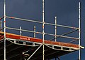 Wiederaufbau Teepavillon WBW modular system scaffold.jpg