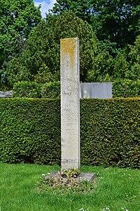 Wiener Zentralfriedhof - Gruppe 14 C - Josef Hoffmann.jpg