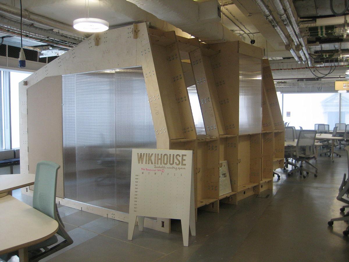 WikiHouse – Wikipedia