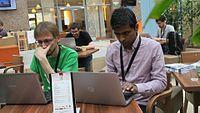 Wikimedia Hackathon 2017 IMG 4533 (34745768996).jpg