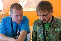 Wikimedia Hackathon 2017 IMG 4690 (34653593591).jpg