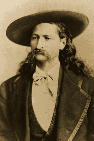 Poker Hall of Fame - Image: Wild Bill