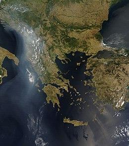 Cartina Fisica Europa Balcanica.Penisola Balcanica Wikipedia