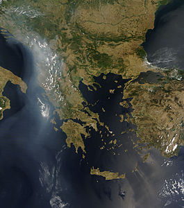 Wildfires Balkans July 2007-NASA.jpg