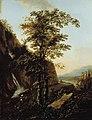 Willem de Heusch - A mountainous landscape - A I 387 - Finnish National Gallery.jpg
