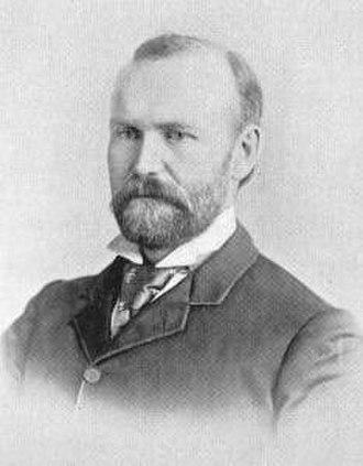 William Garland (politician) - Image: William Garland MLA