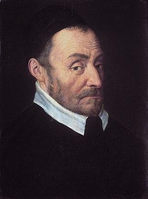 William I (1533-84), count of Nassau, prince of Orange, by circle of Dirck Barendsz (1534 - 1592)