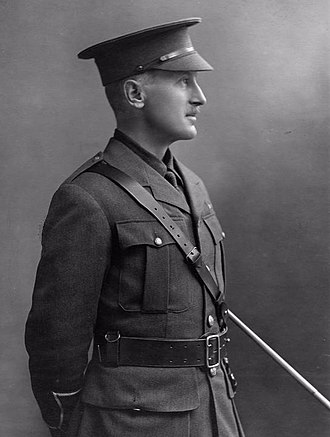 William Walrond (politician) - Walrond in military uniform during the First World War