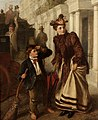 William Powell Frith The crossing sweeper 1893.jpg