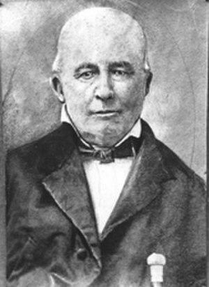 William Hendricks - Image: William hendricks sr
