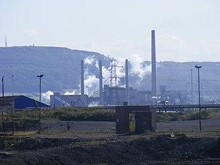 Wilton power stations