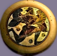 Winged daemon in Corinthian plate.jpg