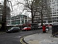 Winter trees in Red Lion Square - geograph.org.uk - 1656353.jpg