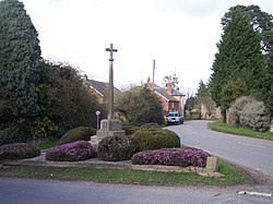 Withington War Memorial - geograph.org.uk - 146283.jpg