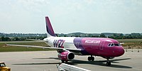 HA-LPQ - A320 - Wizz Air