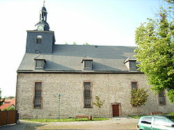 Woelfis Dorfkirche.JPG