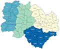 Województwo konińskie rejony.png