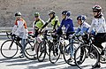 Women's cycling competition, Tabriz - 24 June 2013 (13920403150332468 .jpg