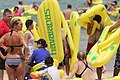 World record attempt at the Havaianas Australia Day Thong Challenge (6763921139).jpg