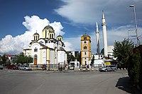 Xhami dhe Kishë Orthodokse.jpg