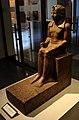 Xi dinastia, statua seduta di chety, forse da karnak, 2080-1940 ac ca. 01.jpg