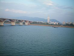 Xiang River in Changsha.JPG