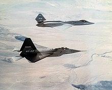 Northrop YF-23 - Wikipedia
