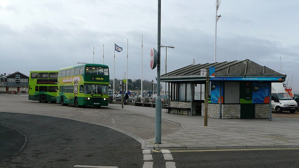Yarmouth bus station