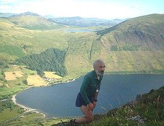 Yiannis Tridimas British mountain runner