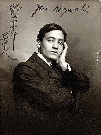 Blanche Partington - Yone Noguchi, 1903