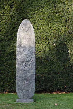 William Turnbull (artist) - Ancestral Figure, Yorkshire Sculpture Park
