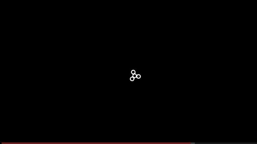 YouTube EasterEgg Fidget Spinner Buffering