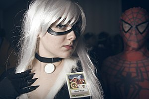 Youmacon 2009 - Black Cat (4071093674).jpg