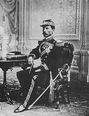 Porfirio Díaz - Colonel Porfirio Díaz, 1861. At this time, Díaz was a Federal Deputy and had participated in two wars, namely the Revolution of Ayutla (1854–55) and the War of the Reform (1857–1861).