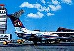 Yugoslavia Belgrade Airport JAT-Yugoslav-Airways I-DIKY.jpg