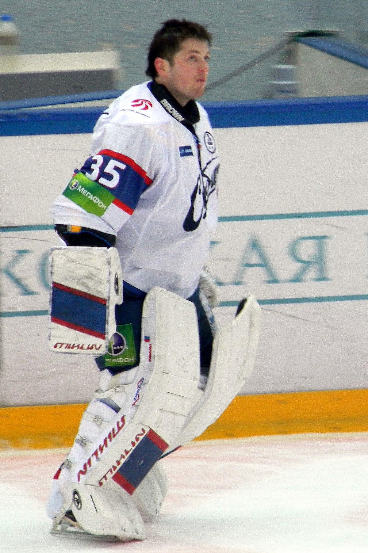 Yuri Klyuchnikov (ice hockey) Yuri Klyuchnikov ice hockey Wikipedia