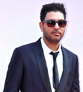 Yuvraj Singh Former Indian cricketer