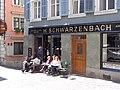 Zürich Kolonialwaren Schwarzenbach - 2014-04-23.JPG