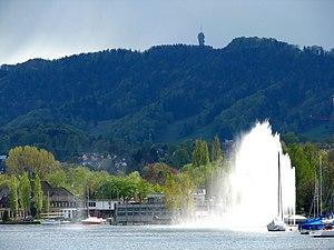 Zürichsee - Enge - Uetliberg IMG 2193