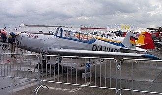 Zlín Z 26 - Z-126 Trener II