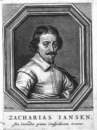 Zacharias Janssen - Zacharias Janssen