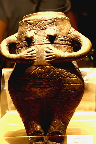 Gumelnița–Karanovo culture - Videle goddess