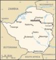 Zimbabwe-CIA WFB Map.png