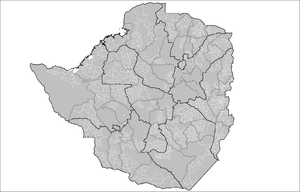 Local government wards of Zimbabwe