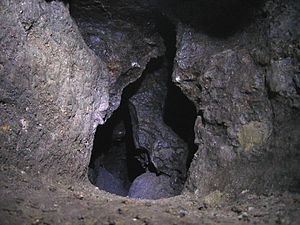 Zolushka cave excavations.jpg