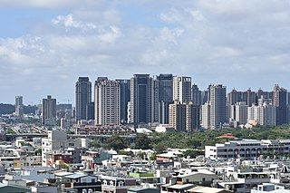 Zuoying District District in Southern Taiwan, Taiwan