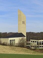 Iglesia de los Doce Apóstoles, Hildesheim (1964–1967)